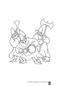 3 brigands - bonus