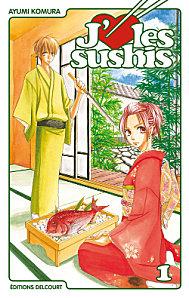 J'aime les sushis 01