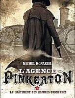 L'Agence Pinkerton T.1 de Michel Honaker