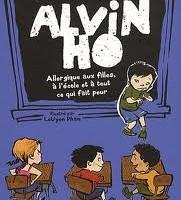 Alvin Ho T.1 de Lenore Look