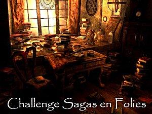 challenge sagas en folie