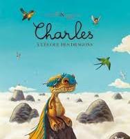 Charles à l'école des dragons d'Alex Cousseau