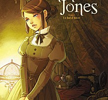 Elinor Jones T.1 de Algésiras, illustré par Aurore