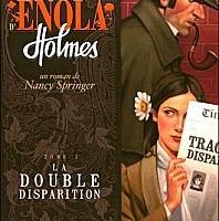 Les Enquêtes d'Enola Holmes de Nancy Springer