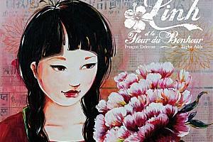 Linh et la fleur du bonheur de F. Delecour