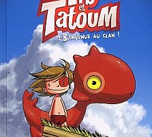 Tib et Tatoum T.1 de Grimaldi et Bannister