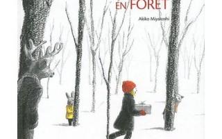 Un Goûter en forêt de Akiko Miyakoshi