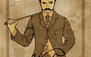 Le Mystère Sherlock de J.M. Erre