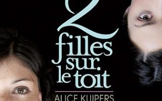 2 filles sur le toit d'Alice Kuipers