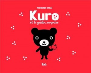 kuro et le gouter surprise