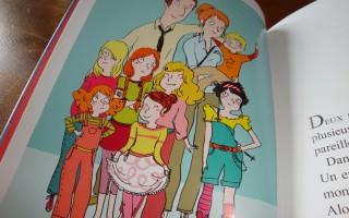La Famille trop d'filles T.1/2 de Susie Morgenstern et Clotka
