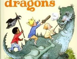 Le Roi Jules et les dragons de P. Bently et H. Oxenbury