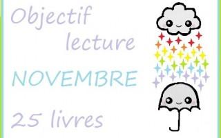 Défi lecture - octobre 2012
