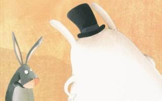 Le Grand lapin blanc de Michaël Escoffier et E. Thullier
