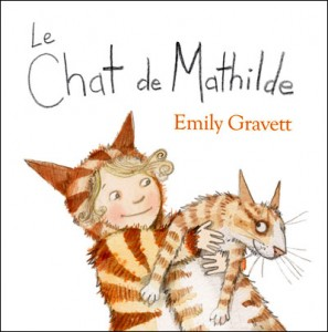 chat de mathilde