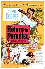 retour a paradise - bonus