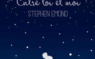 Entre toi et moi de Stephen Emond