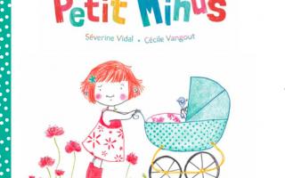 Petit Minus de Séverine Vidal et Cécile Vangout