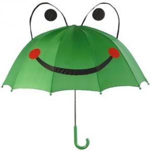 parapluie vert - bonus