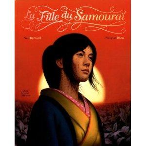 fille du samourai