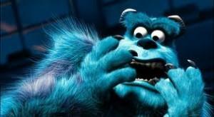 Monstres&Cie, Pixar