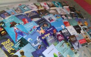 Bookineurs en couleur - PAL Bleue