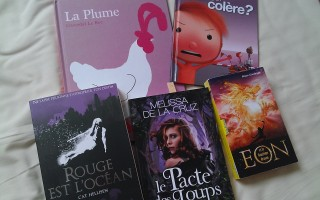 Bookineurs en couleurs - PAL Violette