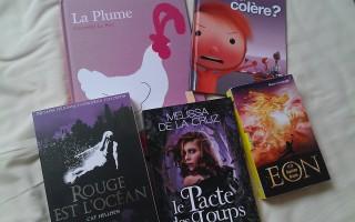 Bookineurs en couleurs - PAL Violette