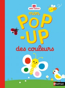 pop up des couleurs