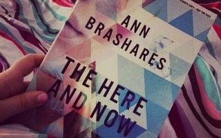 Ici et Maintenant d'Ann Brashares
