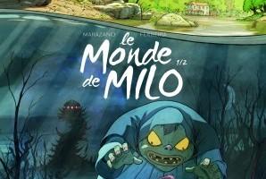 Le Monde de Milo de Marazano et Ferreira
