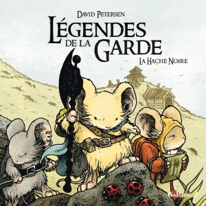 legendes de la garde hache noire