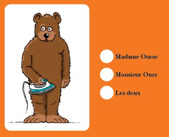 boucle d'ours - bonus