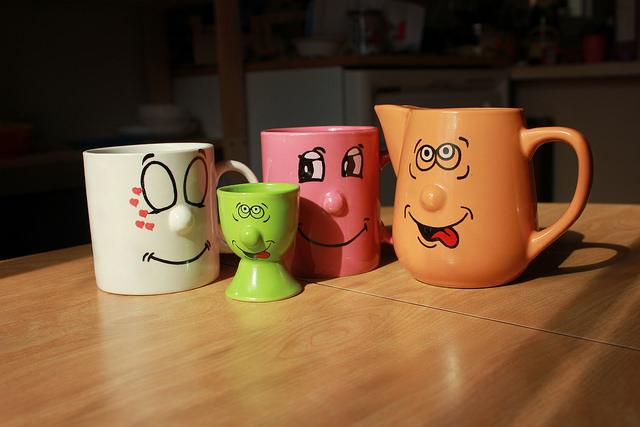 La Famille Déjeuner by Denis Hébert via Flickr