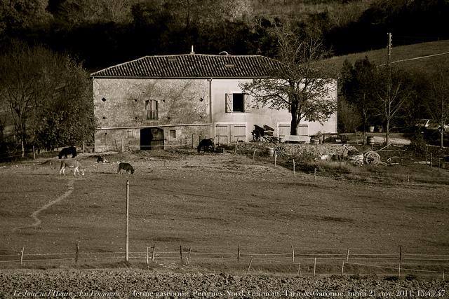 Le jour ni l'Heure 9922 :En Lomagne by Renaud Camus  via Flickr