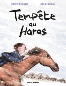 tempete au haras bd