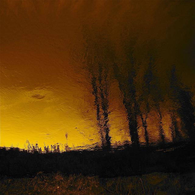 le coucher de ma rivière sauvage...!!! by Denis Collette via Flickr