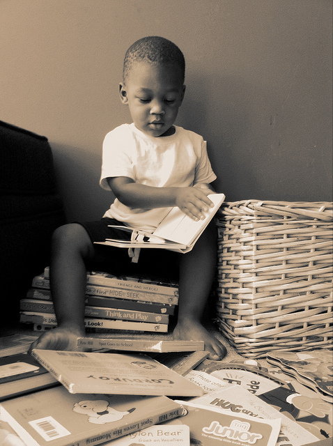Your Baby Can Read by Jason Parks via Flickr