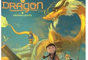 Yin et le dragon T.1 de Marazano et Xu Yao