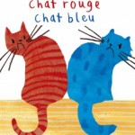 chat rouge chat bleu