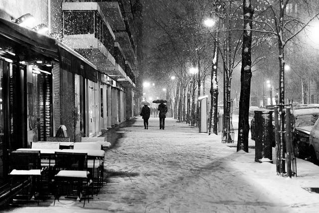 les amoureux by Damien Roué via Flickr