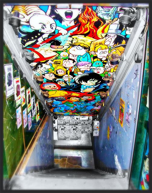 Manga Hells by vasse nicolas, antoine via Flickr