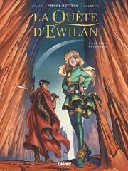 La Quête d'Ewilan T.3 - adaptation BD