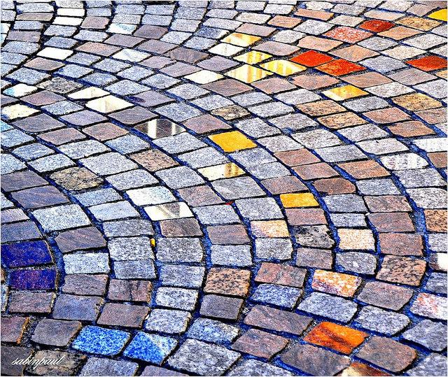 couleurs au sol by sabin paul croce via Flickr