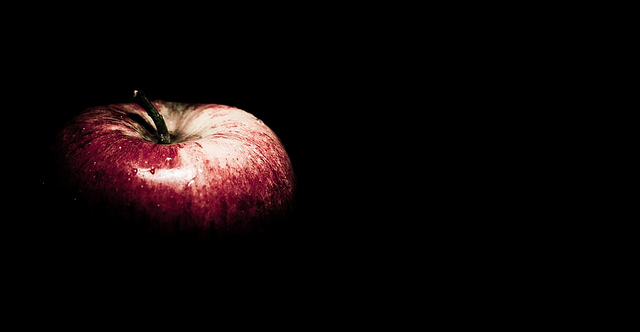 Apple by d_pham via Flickr