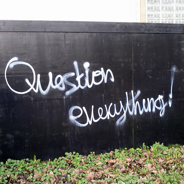 Question evrything ! by henry... via Flickr