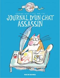 journal d'un chat assassin bd