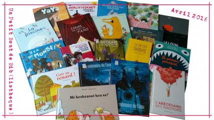 Objectif Lecture - Avril 2016