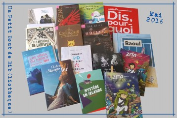 Objectif Lecture - Mai 2016