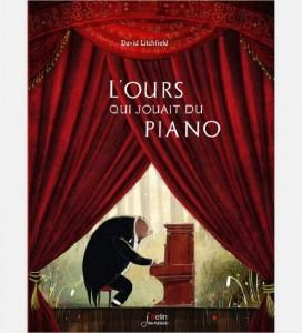 ours qui jouait du piano